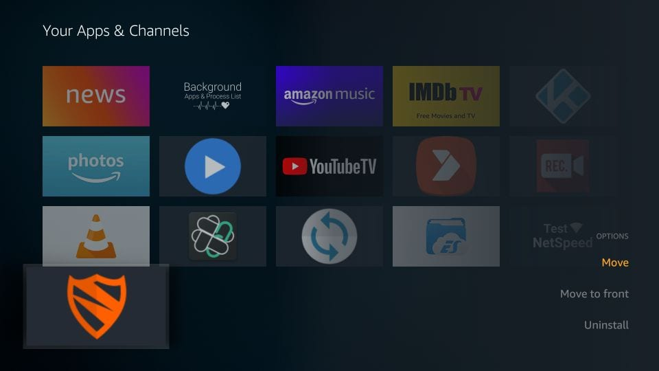Stop annoncer på amazon fire tv