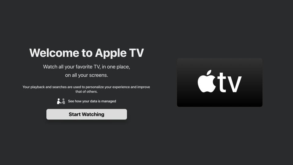 como usar o Apple TV no Firestick