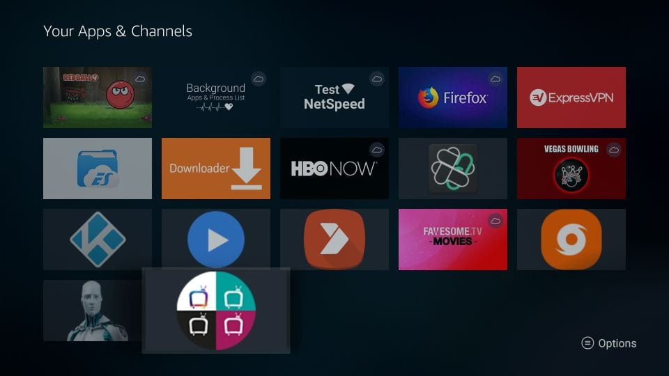 kako priti helix tv iptv na amazon Firestick