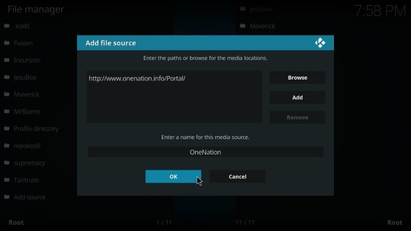 kodi collusie één natie downloadlink