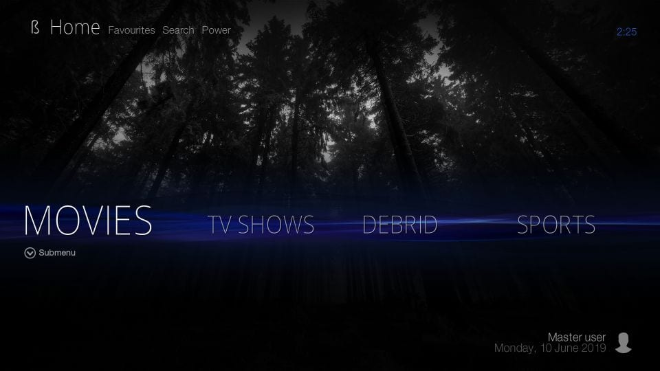 how to use mancave wizard kodi builds