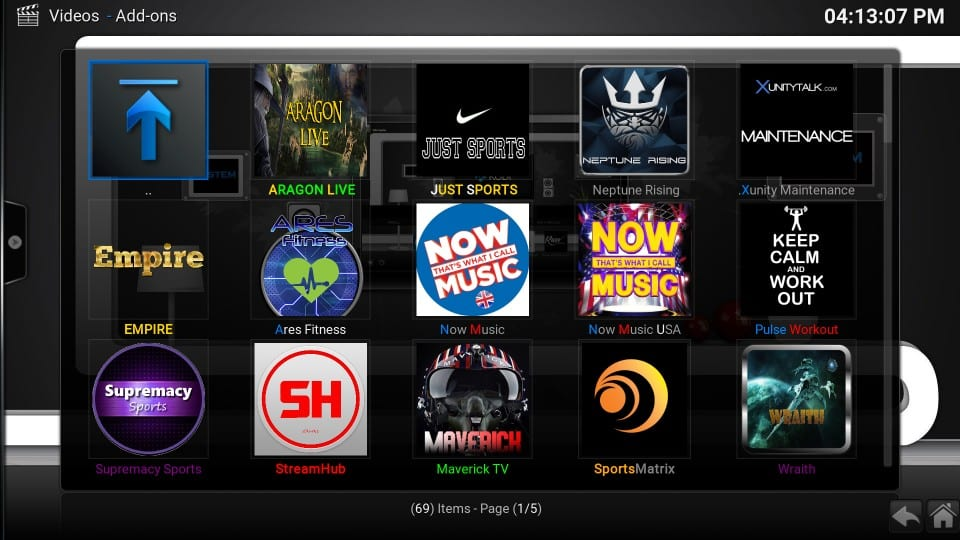 come installare kodi nova build