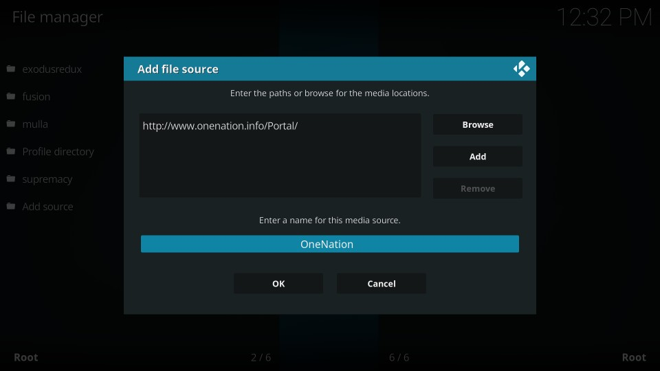 Bagaimana Cara Menginstal One Nation Portal Kodi Builds