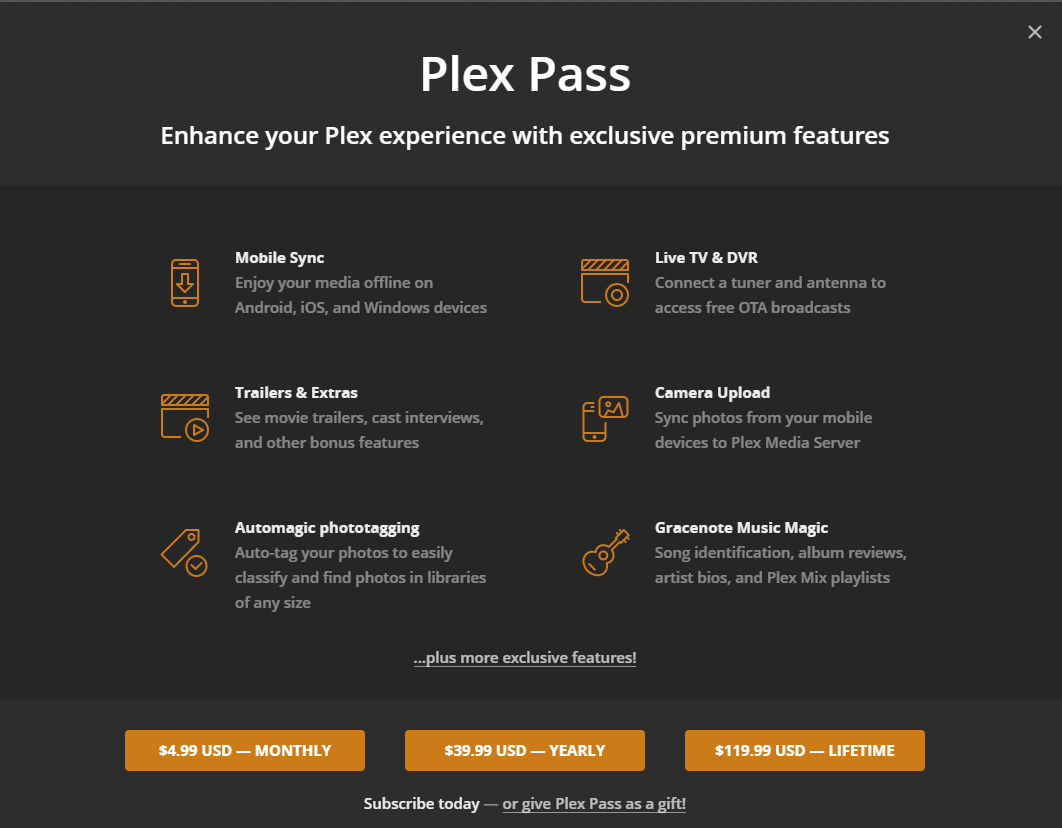 how to get plex for firestick