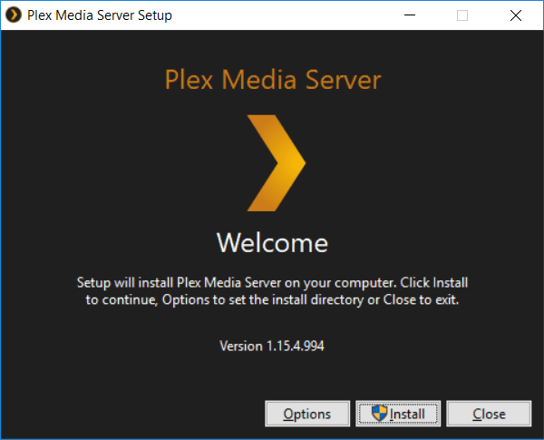 plex media server installation for firestick android tv box