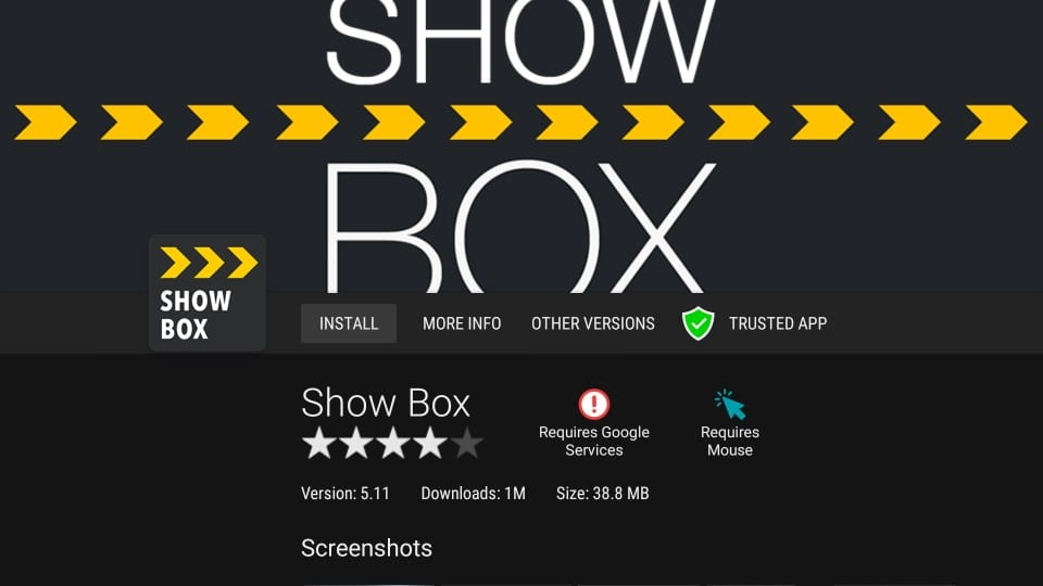 download showbox på firestick