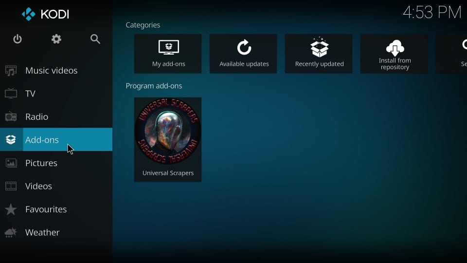kodi skydark build