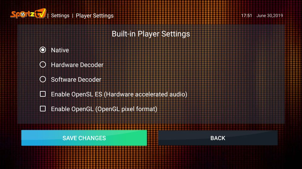 come installare sportz tv su firestick