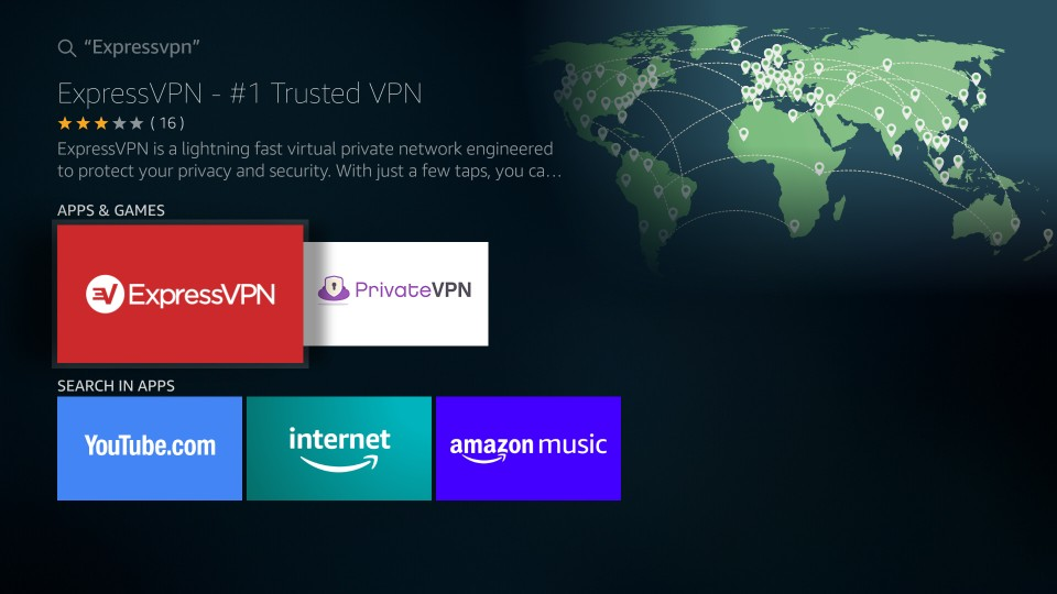 best firestick vpn