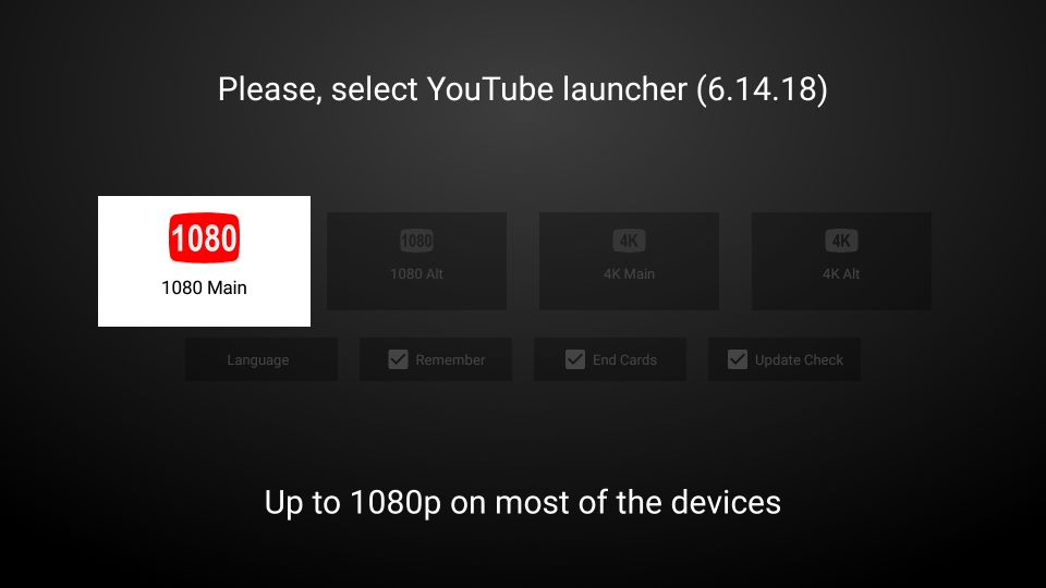 ladda ner YouTube-tv på Firestick