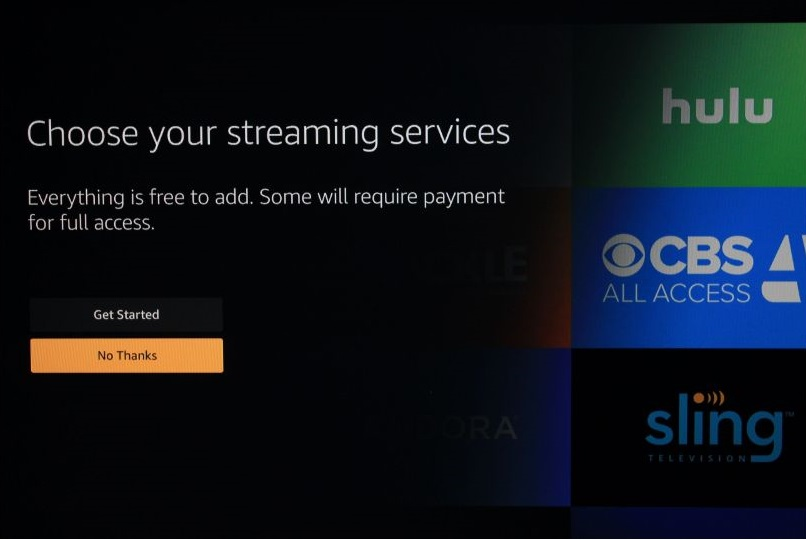 kako nastaviti Amazon firestick in Fire TV naprave